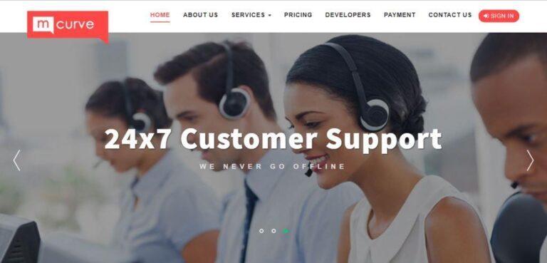 Mcurve – Bulk SMS Service Provider